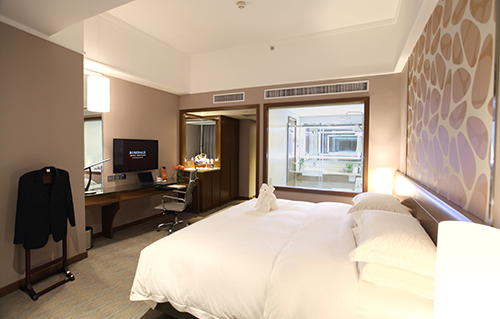 Brand New Experience in Executive Rooms